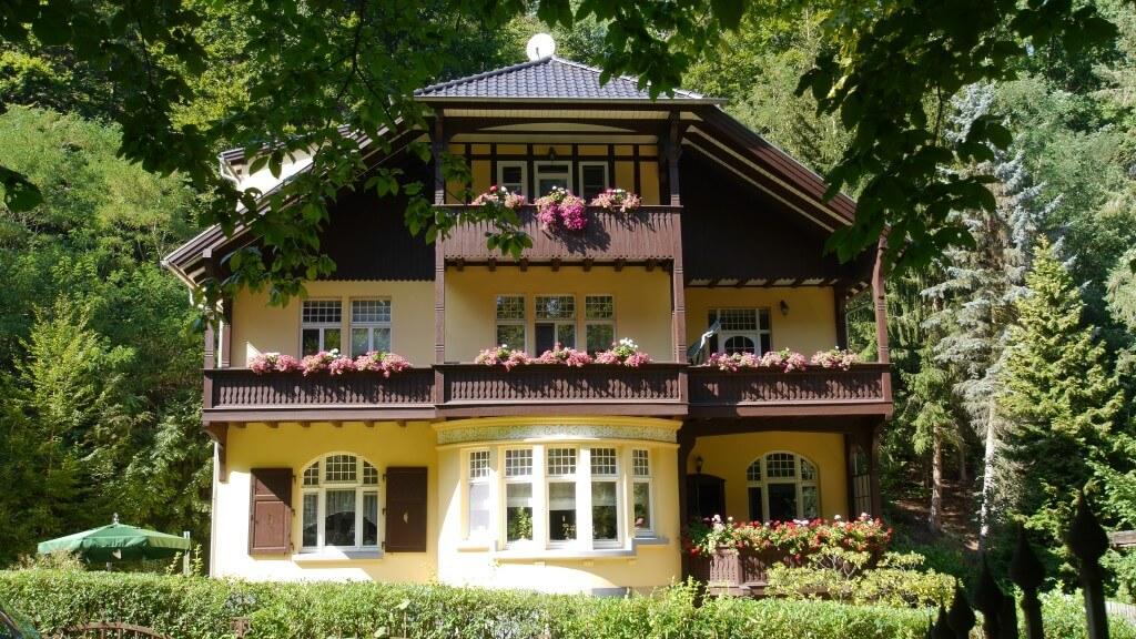 Ferienwohnung Eisenach Villa Liliengrund