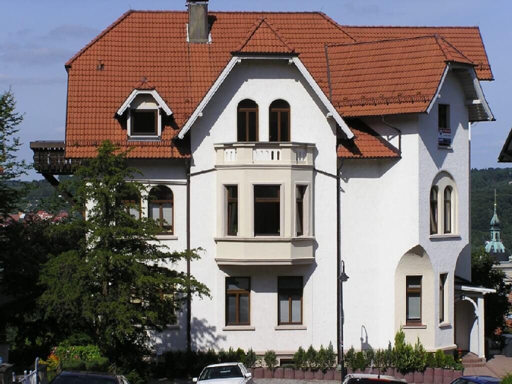 Ferienwohnung Eisenach Villa Stadtblick