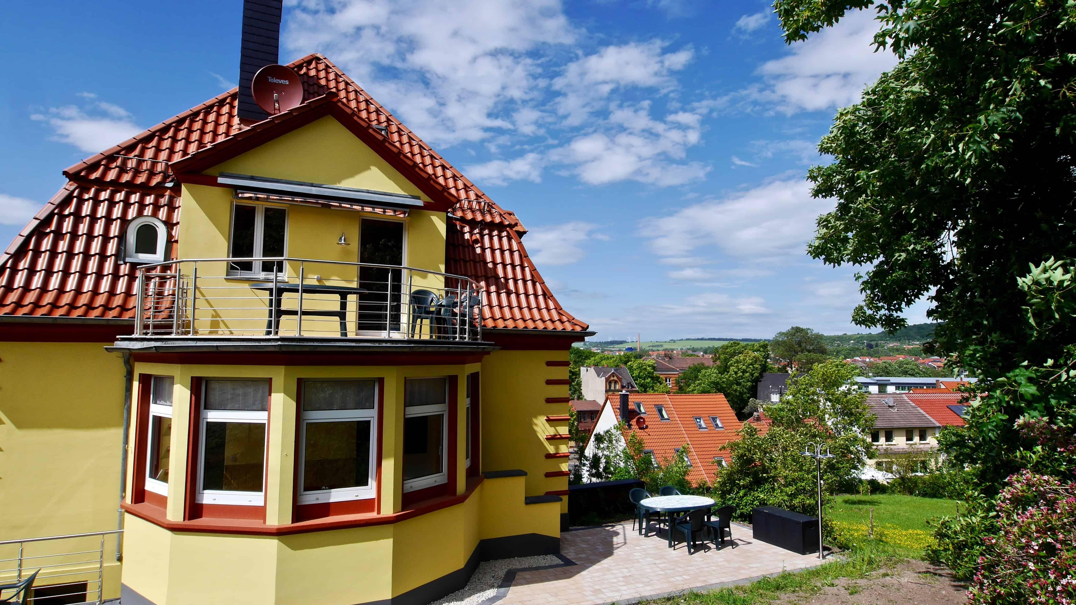 Ferienwohnung Eisenach Villa Am Ehrensteig